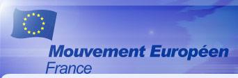 Logo Mouvement Européen France